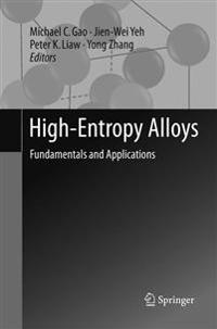 High-entropy Alloys