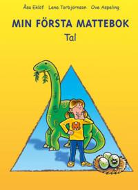 Min första mattebok Tal