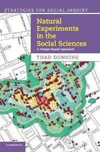 Natural Experiments in the Social Sciences