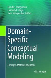 Domain-Specific Conceptual Modeling