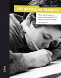Aktiva lärare Att skriva en historia