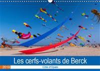 Les cerfs-volants de Berck-sur-mer 2019