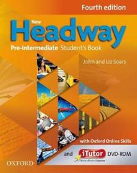 New Headway: Pre-Intermediate A2 - B1: Student's Book with iTutor and Oxford Online Skills