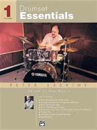 Drumset Essentials, Vol 1: Book & CD