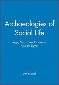 Archaeologies of Social Life: Age, Sex, Class Etcetra in Ancient Egypt