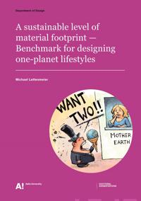 A sustainable level of material footprint