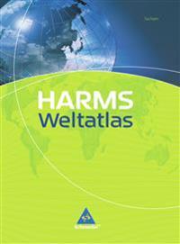 HARMS Weltatlas. Sachsen. Ausgabe 2007