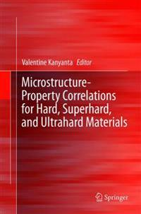 Microstructure-property Correlations for Hard, Superhard, and Ultrahard Materials
