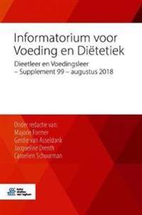 Informatorium Voor Voeding En Diëtetiek: Dieetleer En Voedingsleer - Supplement 99 - Augustus 2018
