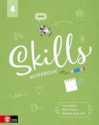 Skills Workbook åk 4 inkl elevwebb