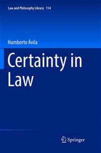 Teoria Da Segurança Jurídica