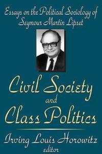 Civil Society and Class Politics