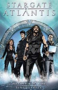 Stargate Atlantis Vol 02 GN - J. C. Vaughn - böcker (9781945205156)     Bokhandel