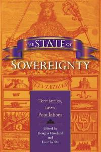 The State of Sovereignty: Territories, Laws, Populations
