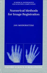 Numerical Methods for Image Registration