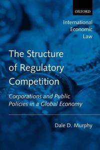 The Structure of Regulatory Competition