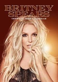 Britney Spears Official 2019 Calendar - A3 Wall Calendar Format