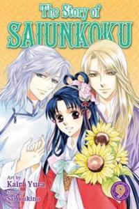 The Story of Saiunkoku, Volume 9