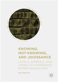 Knowing, Not-Knowing, and Jouissance