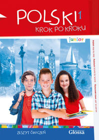 POLSKI krok po kroku - junior 1 /  Übungsbuch + MP3-CD