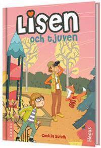 Lisen och tjuven (Bok+CD)