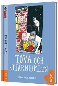 Tova och stjärnhimlen (bok+CD)