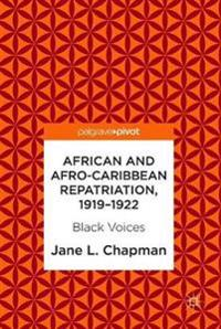 African and Afro-Caribbean Repatriation, 1919-1922