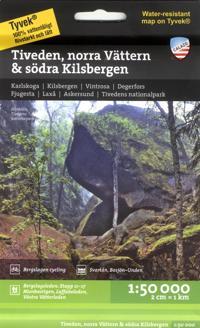 Tiveden, norra Vättern & södra Kilsbergen