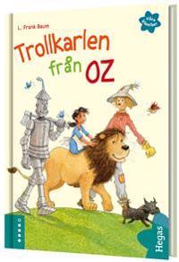 Trollkarlen från Oz (bok + CD)