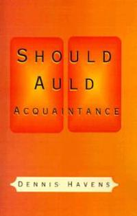 Should Auld Acquaintance