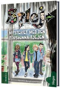 Mysteriet med den försvunna tjejen