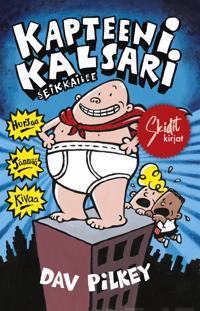 Kapteeni Kalsari seikkailee