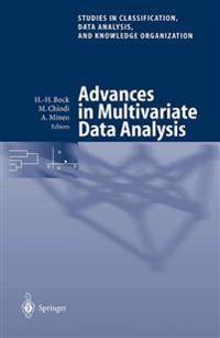 Advances in Multivariate Data Analysis