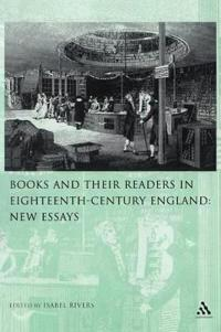 Books and Their Readers in Eighteenth-Century England