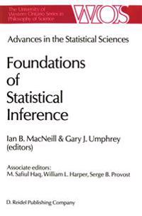 Advances in the Statistical Sciences