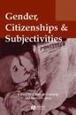 Gender, Citizenships and Subjectivities