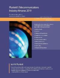 Plunkett's Telecommunications Industry Almanac 2019
