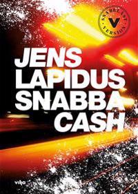 Snabba cash (Lättläst) (CD + bok)