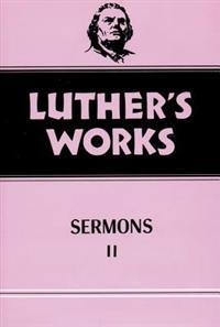 Luther's Works, Volume 52