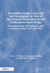 Foundation Design Codes and Soil Investigation in View of International Harmonization and Perormance Based Design