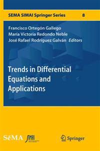 Trends in Differential Equations and Applications