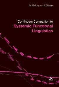 Bloomsbury Companion to Systemic Functional Linguistics