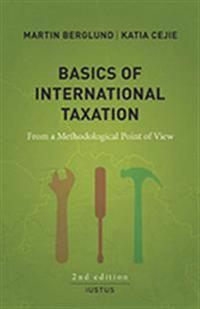 Basics of International Taxation : from a methodological point of wiew