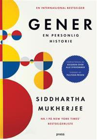 Gener; en personlig historie - Siddhartha Mukherjee pdf epub