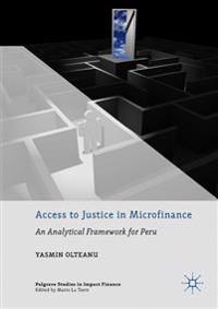 Access to Justice in Microfinance