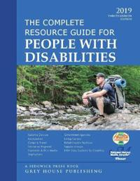 Complete Directory for People with Disabilities, 2019