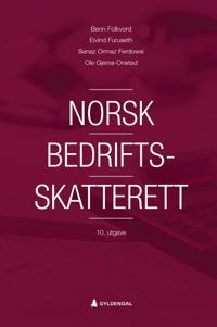 Norsk bedriftsskatterett - Benn Folkvord, Eivind Furuseth, Sanaz Ormaz Ferdowsi, Ole Gjems-Onstad pdf epub