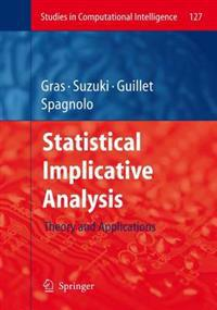 Statistical Implicative Analysis