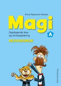 Magi A - Runar Ragnarson Brataas pdf epub