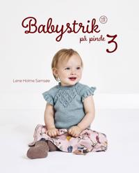 Babystrik på pinde 3; hæfte 03